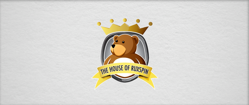 The House of Ruxspin Ad and Branding / Logo Design