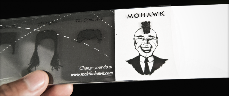 Mohawk Paper Sample / Mohawk Promotional Campaign